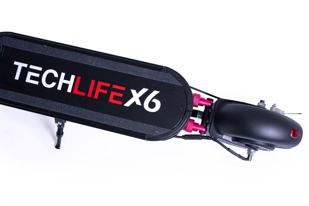 Techlife X6 elektriline tõukeratas TECHLIFE X6