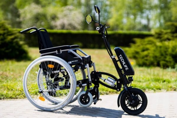 Techlife W3 Electric ratastool